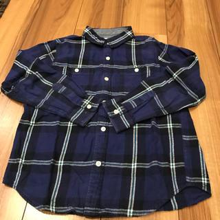 ジーユー(GU)のGU ジュニア ネルシャツ 140(Tシャツ/カットソー)