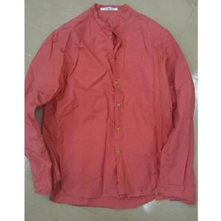 ポールハーデン(Paul Harnden)のansnam western leisure shirt size 1(シャツ)