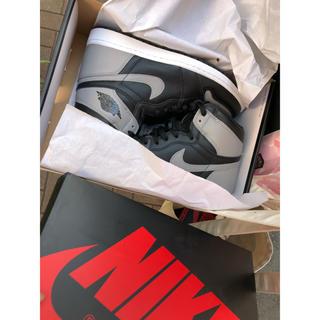 ナイキ(NIKE)のAir Jordan 1 retro High Shadow 27.5cm(スニーカー)