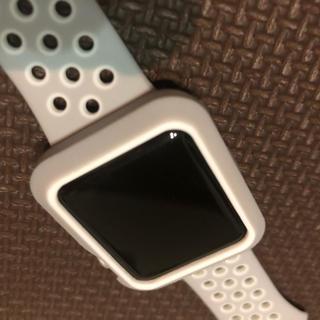 アップルウォッチ(Apple Watch)のApplewatch series3 GPS +Cellularモデル 38mm(その他)