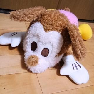 ディズニー(Disney)の新品未使用 ミッキー♡寝そべりぬいぐるみ(ぬいぐるみ)