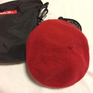 ハニーズ(HONEYS)のハニーズ  ウール  ベレー帽(ハンチング/ベレー帽)