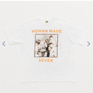 サンダイメジェイソウルブラザーズ(三代目 J Soul Brothers)のHUMAN MADE × STUDIO SEVEN コラボTシャツ【新品未使用】(Tシャツ/カットソー(半袖/袖なし))