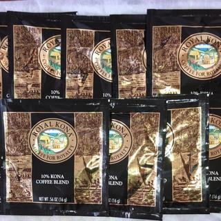 Kona - ハワイ直送 コナコーヒー 10パック 新品 高級ホテル仕様