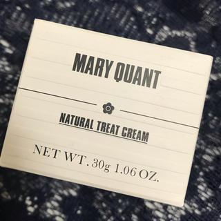 マリークワント(MARY QUANT)のマリークワント ナチュラルトリートメントクリーム(フェイスクリーム)