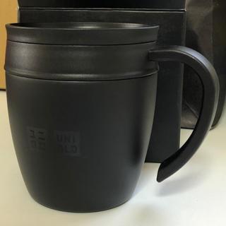 ユニクロ(UNIQLO)のユニクロ UNIQLO ステンレス製 マグカップ 新品(日用品/生活雑貨)
