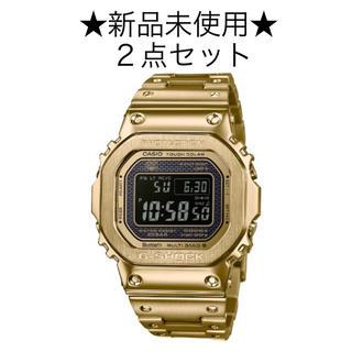 ジーショック(G-SHOCK)の★新品未開封★ GMW-B5000GD-9JF  x2 G-SHOCK(腕時計(デジタル))
