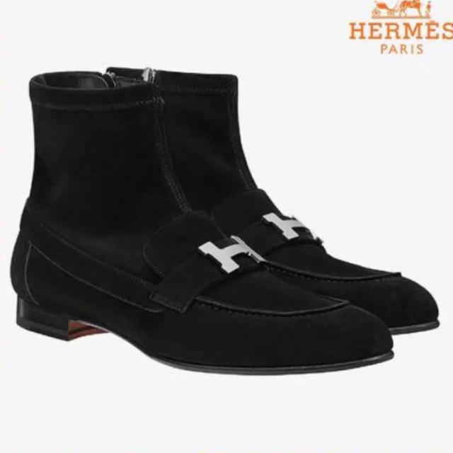 Hermes(エルメス)のエルメス♡ブーティー レディースの靴/シューズ(ブーティ)の商品写真