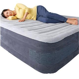 INTEX エアーベット シングル(簡易ベッド/折りたたみベッド)