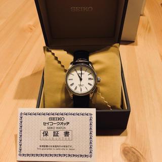 セイコー(SEIKO)の腕時計 セイコー プレザージュ【SARX019】(腕時計(アナログ))