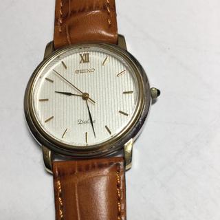 セイコー(SEIKO)のSEIKO  ドルチェ  スイープセコンドモデル(腕時計(アナログ))