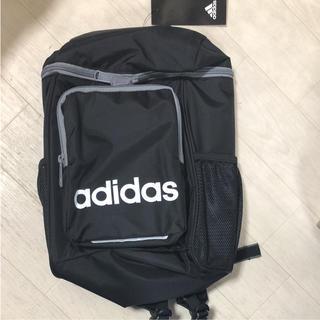 アディダス(adidas)のアディダス リュック 黒(リュックサック)