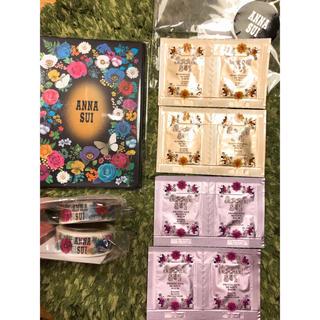 アナスイ(ANNA SUI)の非売品 ANNA SUI 付箋 マスキングテープ ビューティバーム(化粧下地)