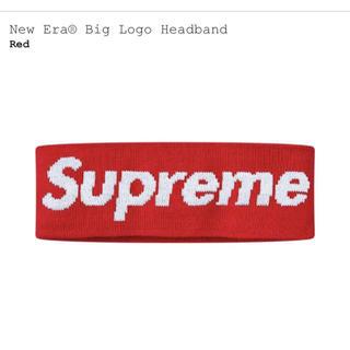 シュプリーム(Supreme)のSupreme New Era Big Logo Headband ニューエラ (その他)