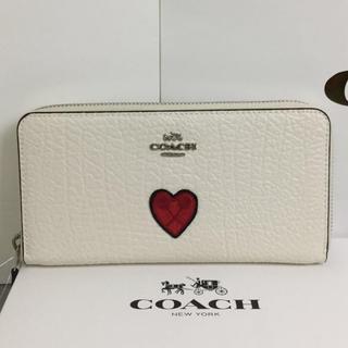 COACH - ☆新品☆COACH◆コーチ財布◆【箱付き】送料無料