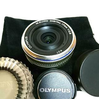 オリンパス(OLYMPUS)のOLYMPUS PEN 単焦点 17mn PL (レンズ(単焦点))