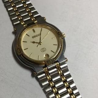 グッチ(Gucci)のGUCCI  9000M  メンズクォーツ(腕時計(アナログ))