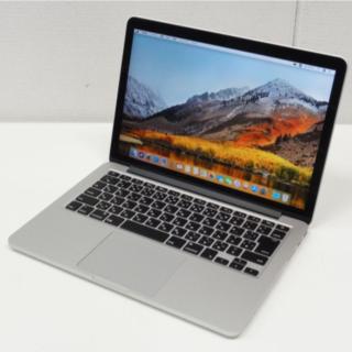 マック(Mac (Apple))の美品 MacBook Pro i7-3.1GHz 16G  SSD1T(デスクトップ型PC)