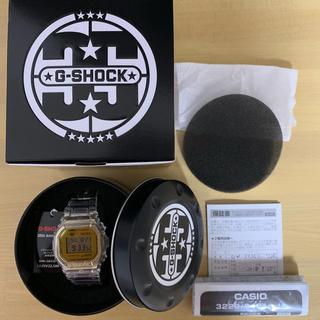 ジーショック(G-SHOCK)の送料無料  CASIO G-SHOCK 35周年モデル DW-5035E-7JR(腕時計(デジタル))