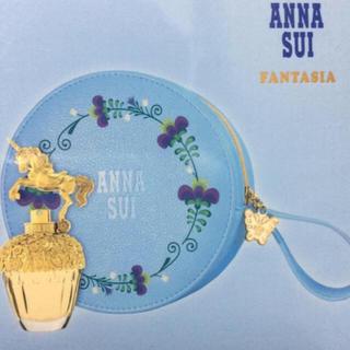 アナスイ(ANNA SUI)の新品未使用 ANNA SUI ポーチ(ポーチ)