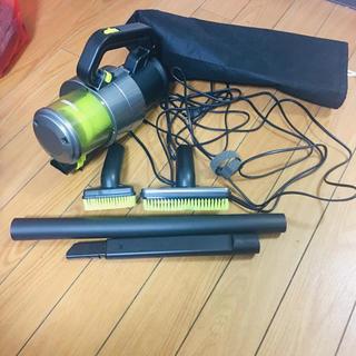 ツインバード(TWINBIRD)のハンディークリーナー ハンディージェットサイクロンEX 掃除機HC-E251GY(掃除機)