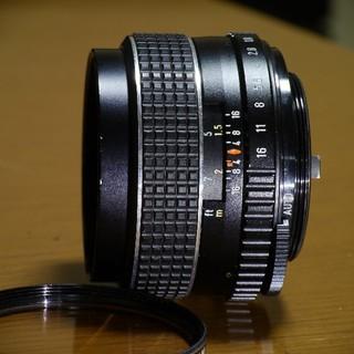 ペンタックス(PENTAX)の整備カビ無し☆SMC TAKUMAR 55mm F1.8☆M42マウント(レンズ(単焦点))