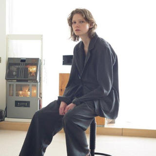 サンシー(SUNSEA)の新品 SUNSEA 18AW N.M Brushed Jacket Ryo着用(テーラードジャケット)
