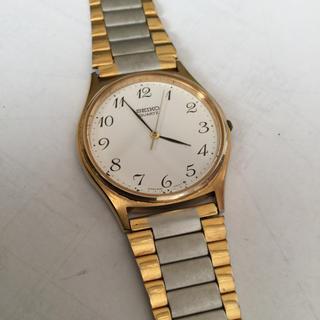 セイコー(SEIKO)のSEIKO クォーツ  電池交換済(腕時計(アナログ))