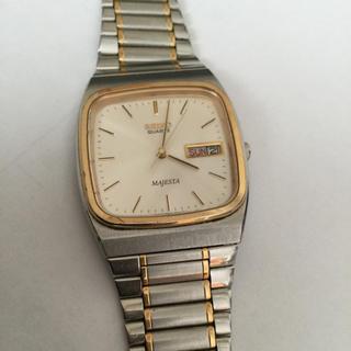 セイコー(SEIKO)のSEIKO MAJESTA  電池交換済(腕時計(アナログ))