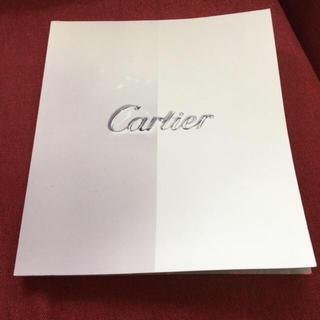 カルティエ(Cartier)の2017年 カルティエ ジュエリーカタログ(ファッション)