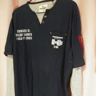 ハマー(HUMMER)の☆未使用☆HUMMER カットソー メンズ 5L(Tシャツ/カットソー(半袖/袖なし))