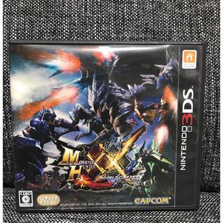 カプコン(CAPCOM)のモンスターハンター ダブルクロス 3DS(家庭用ゲームソフト)