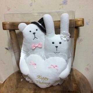 結婚式の装飾 人形♡(ウェルカムボード)