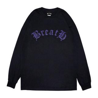 BAD HOP BreatH POP-UP ロンT 10/24まで(Tシャツ/カットソー(七分/長袖))
