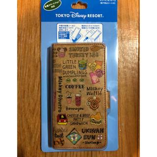 Disney - お品切れ  ディズニーパークフード柄 スマートフォンケース