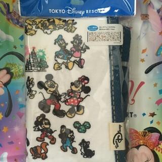 Disney - ディズニー チームディズニー ロングタオル 定価以下 大人気新商品