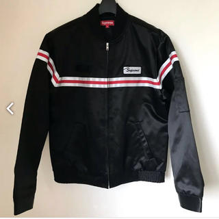 シュプリーム(Supreme)のSupreme Reflective Stripe Work Jacket(ブルゾン)