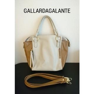 ガリャルダガランテ(GALLARDA GALANTE)のGALLARDAGALANTE 2way バッグ(ショルダーバッグ)