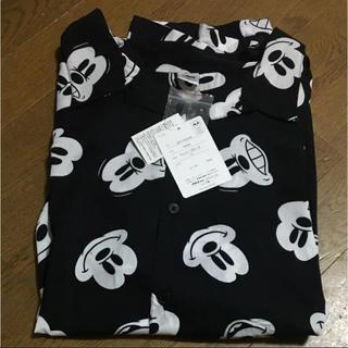 ディズニー(Disney)のミッキー アロハシャツ(シャツ)