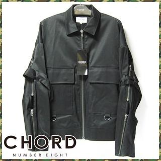 クライミー(CRIMIE)のCHORD NUMBER EIGHT BONDAGE JACKET size:S(ブルゾン)