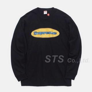 シュプリーム(Supreme)のsupreme ripple  tee(Tシャツ/カットソー(七分/長袖))