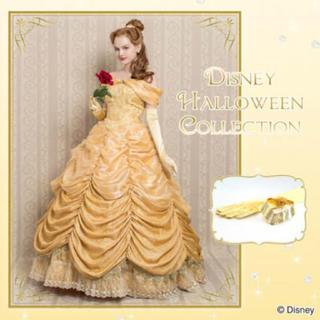 Secret Honey - シーハニ仮装ドレス美女と野獣、アニメバージョン黄ベル