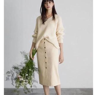 GU - 新品♡gu コーデュロイフロントボタンスカート♡トゥデイフル  ザラ 好きな方