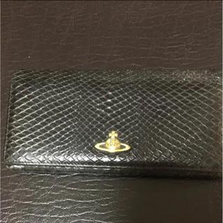 ヴィヴィアンウエストウッド(Vivienne Westwood)のヴィヴィアン 長財布 クロコダイル(財布)