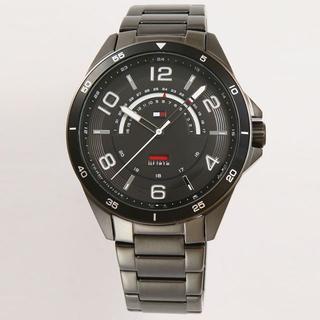 トミーヒルフィガー(TOMMY HILFIGER)のトミーヒルフィガー 時計 メンズ1791393  正規輸入品!(腕時計(アナログ))