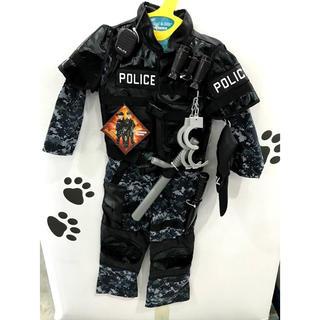 コストコ(コストコ)のコスプレ 警察官 サイズ110〜120(衣装一式)