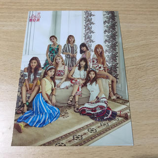 twice BDZアリーナツアー ランダムトレカ 全員(K-POP/アジア)
