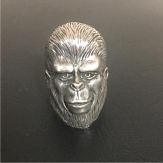 アベイシングエイプ(A BATHING APE)のForbidden Zone 猿の惑星シルバーリング(その他)