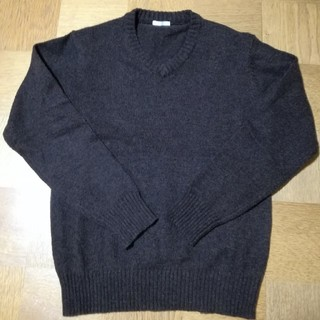 ジーユー(GU)のGU セーター ニット メンズ レディース(ニット/セーター)