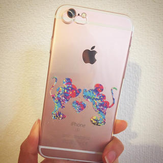 Disney - ディズニー iPhone7ケース 新品